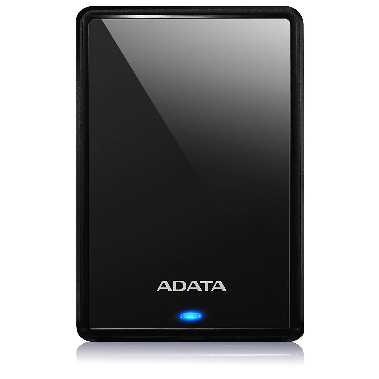Hard Disk Extern A-Data HV620S 4TB USB 3.1 Negru