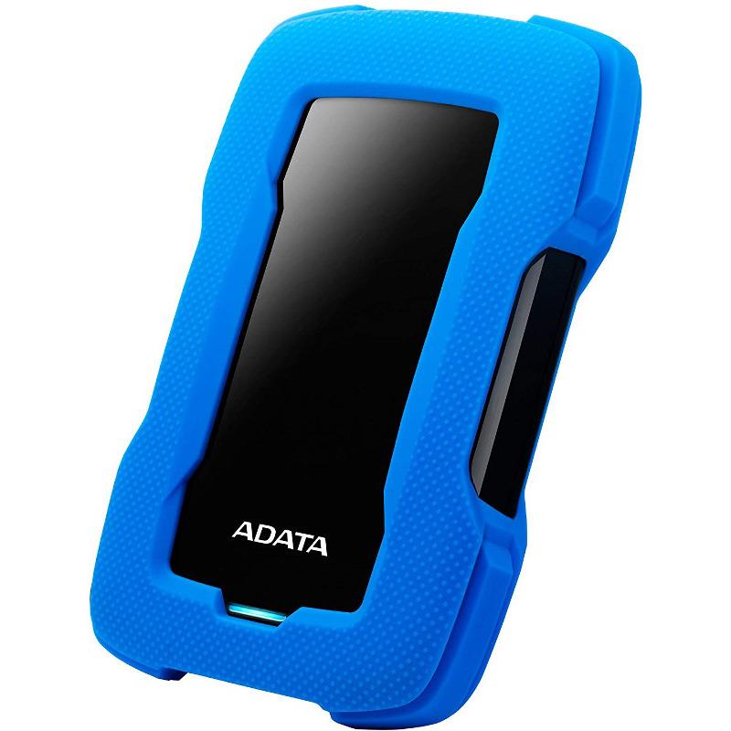 Hard Disk Extern A-Data HD330 1TB USB 3.1 Albastru