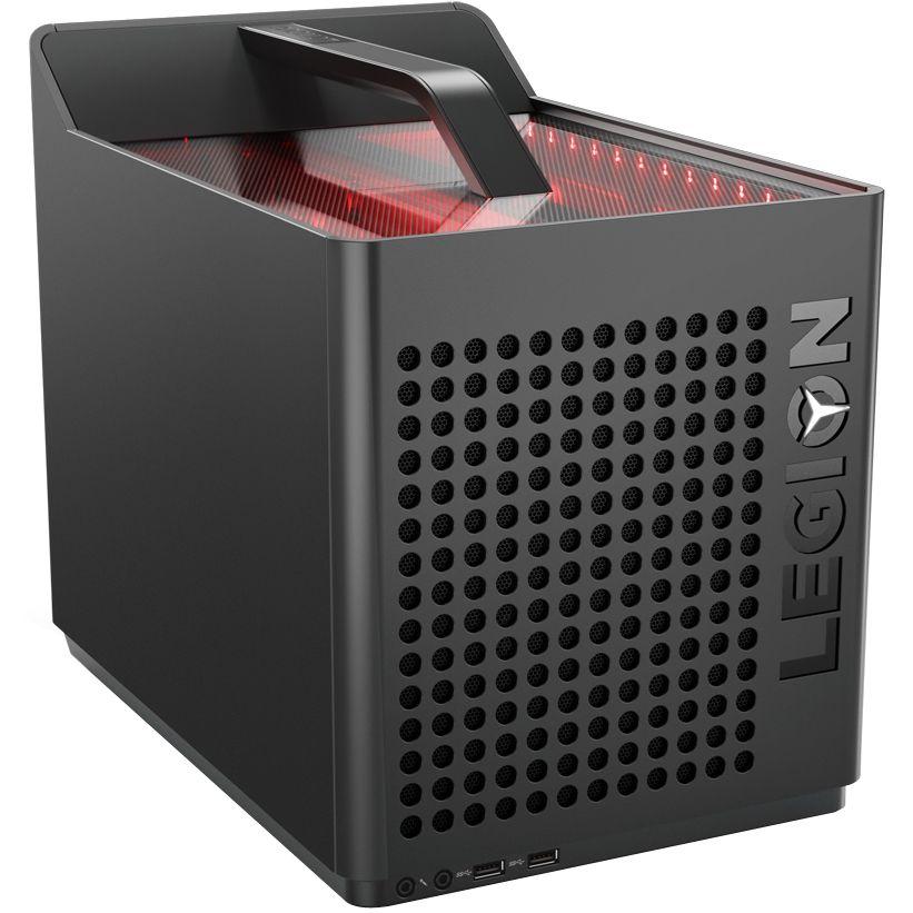 Sistem Brand Lenovo Legion C530 Cube Intel Core i7-8700 GTX 1060-6GB RAM 8GB HDD 1TB + SSD 128GB FreeDOS