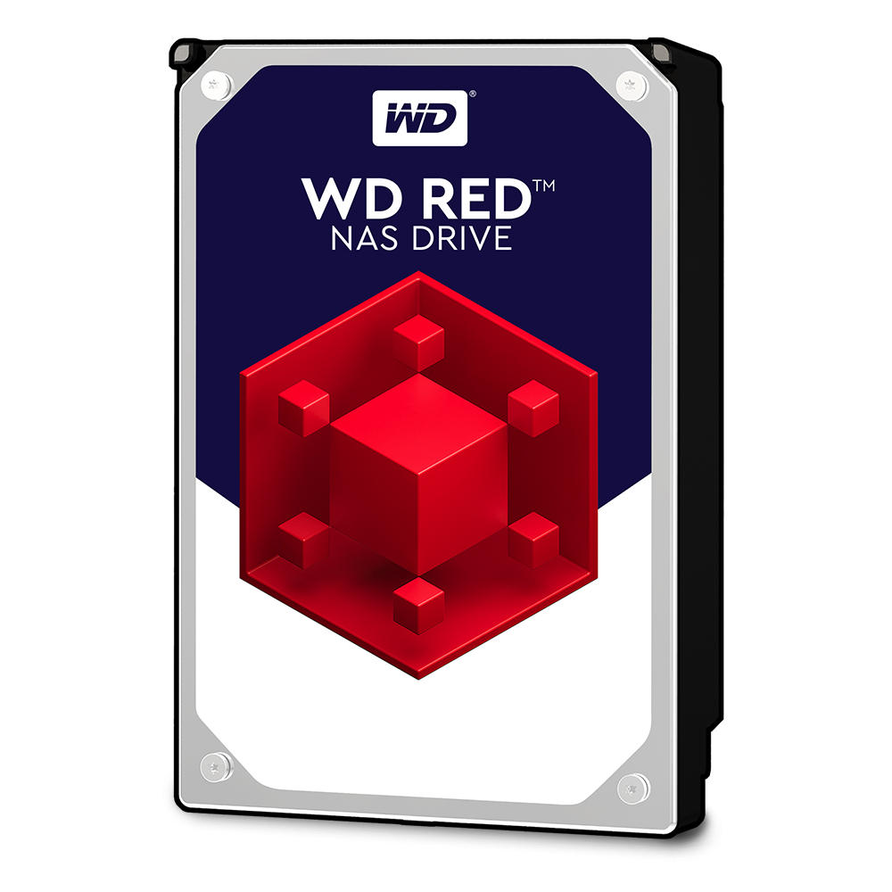 Hard Disk Desktop Western Digital WD Red NAS 8TB 5400RPM SATA3 256MB