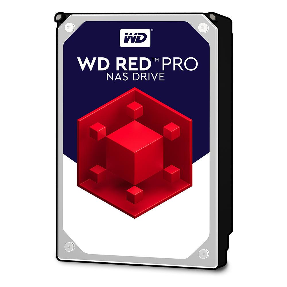 Hard Disk Desktop Western Digital WD Red PRO 8TB 7200RPM SATA3 256MB