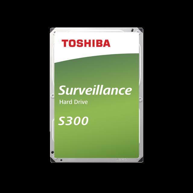Hard Disk Desktop Toshiba S300 Surveillance 10TB 7200RPM SATA3 bulk