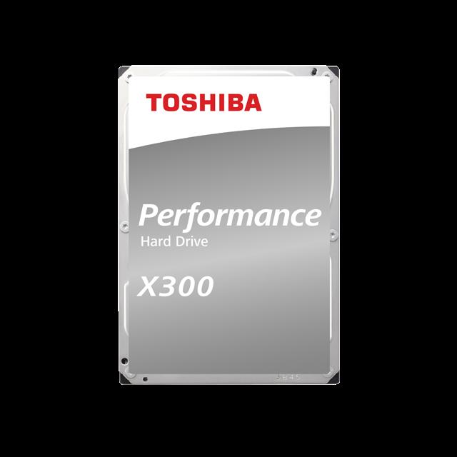 Hard Disk Desktop Toshiba X300 10TB SATA3 7200RPM 256MB bulk