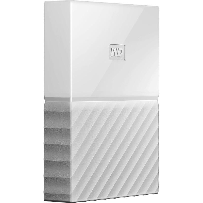 Hard Disk Extern Western Digital My Passport 2TB USB 3.0 2.5 White