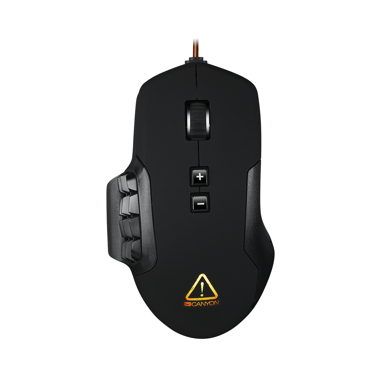 Mouse Gaming Canyon Despot Black
