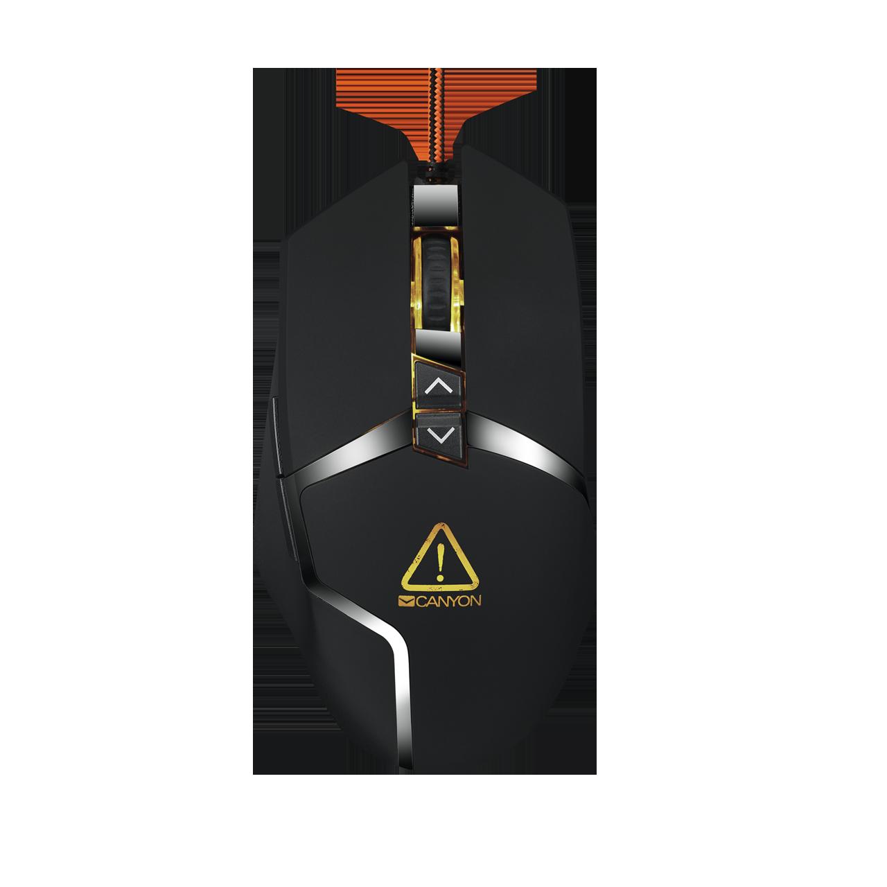 Mouse Gaming Canyon Tantive Black