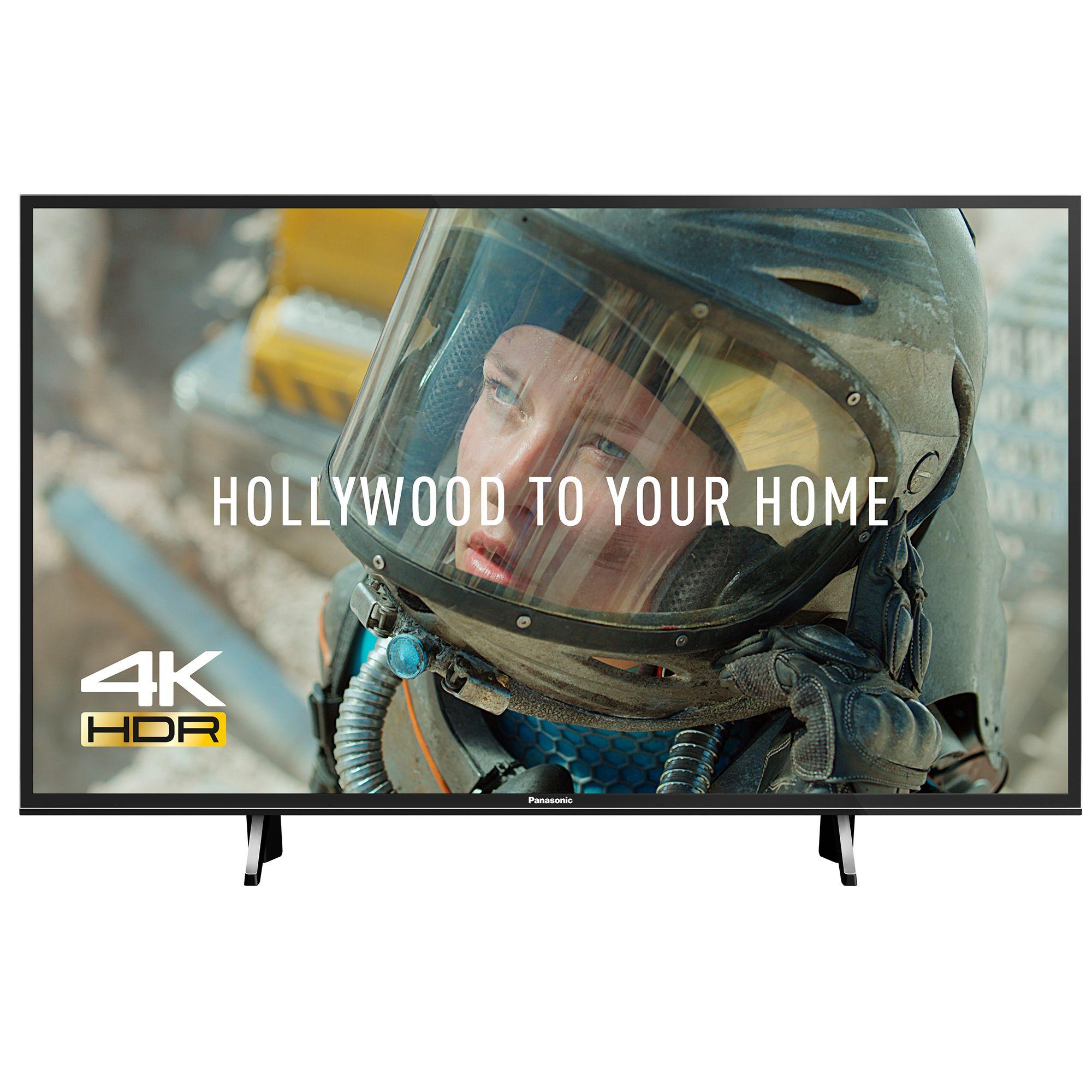 Televizor LED Panasonic Smart TV TX-43FX600E 108cm 4K Ultra HD Negru