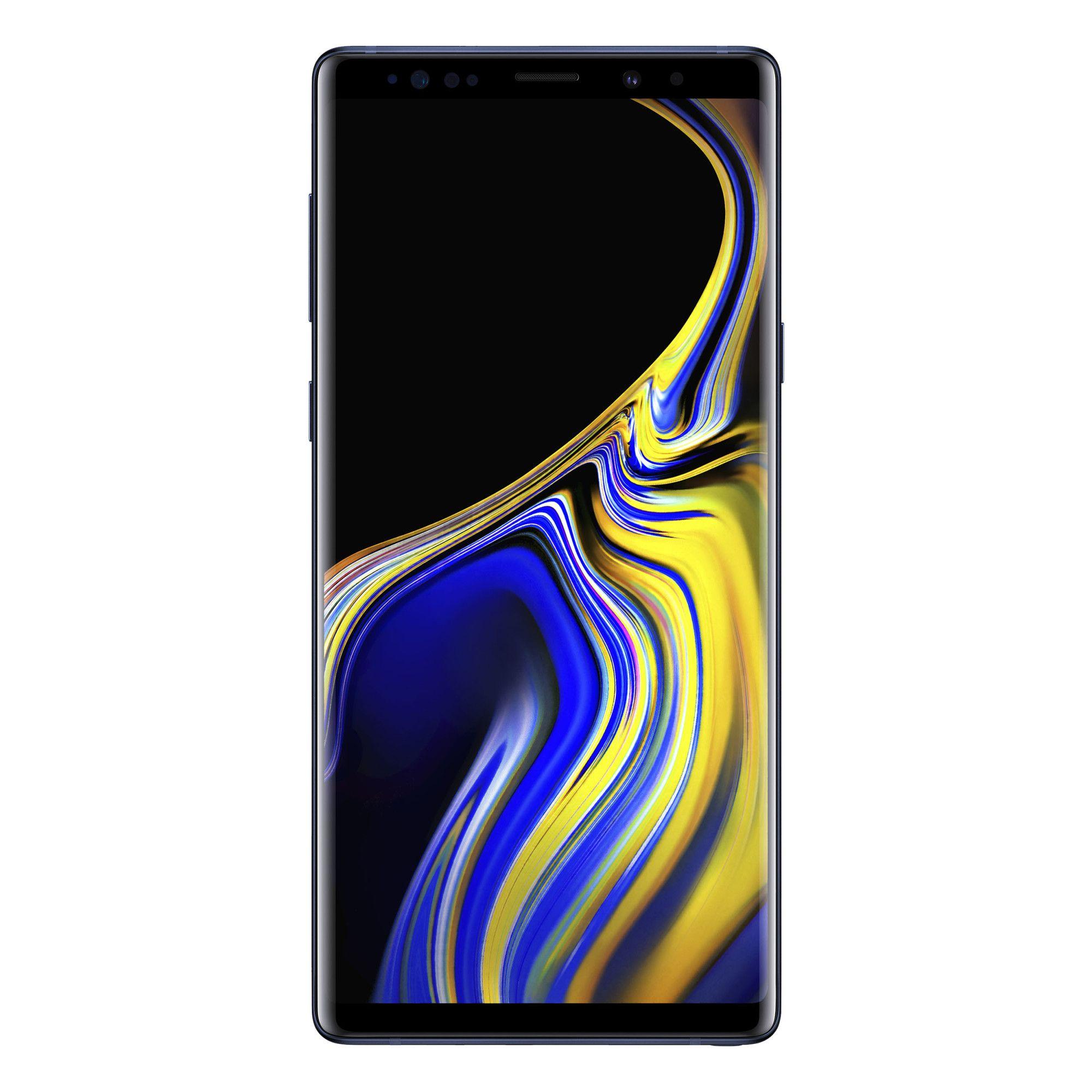 Telefon Mobil Samsung Galaxy Note 9 N960 128GB Flash 6GB RAM Dual SIM 4G Ocean Blue