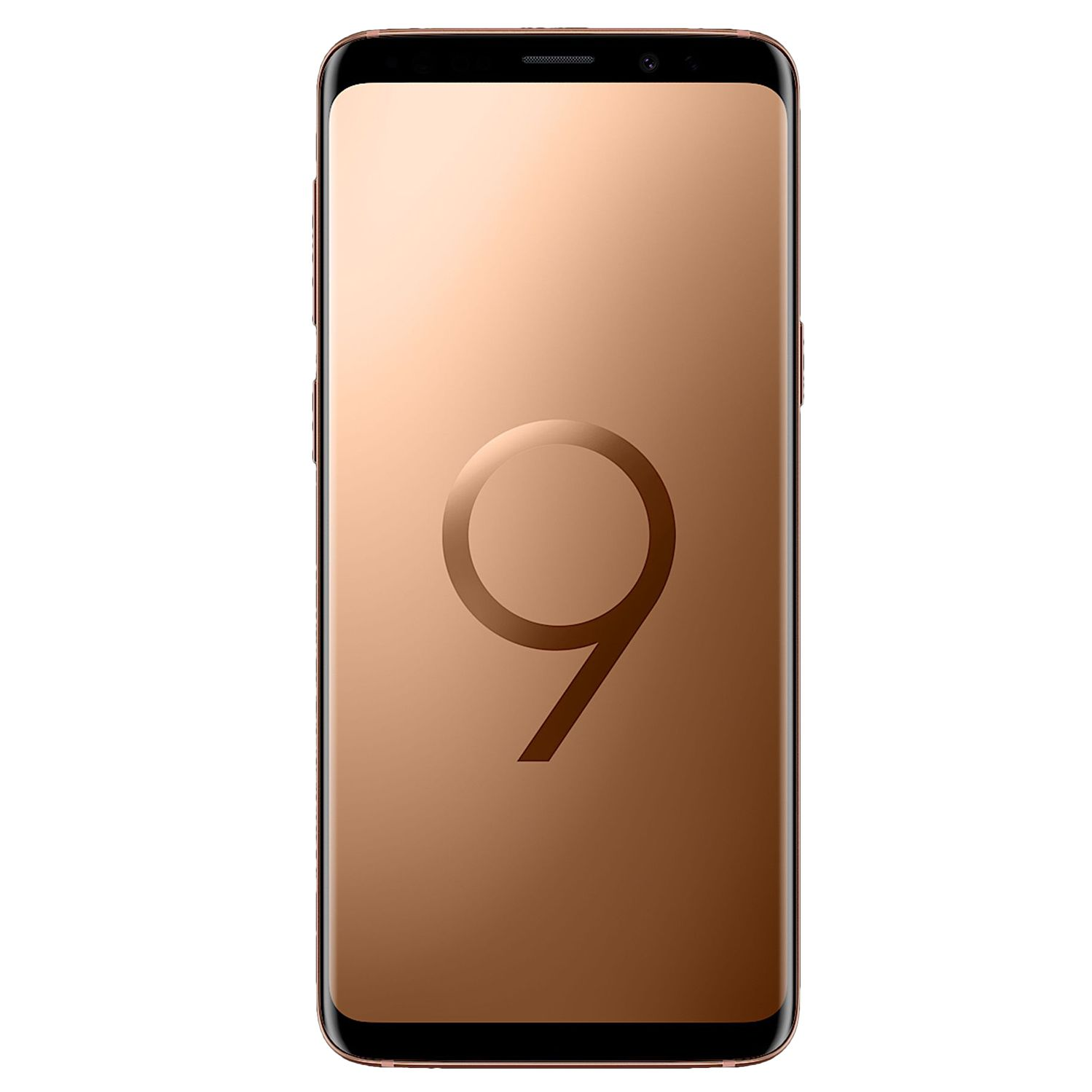 Telefon Mobil Samsung Galaxy S9 G960F 64GB Flash 4GB RAM Dual SIM 4G Sunrise Gold