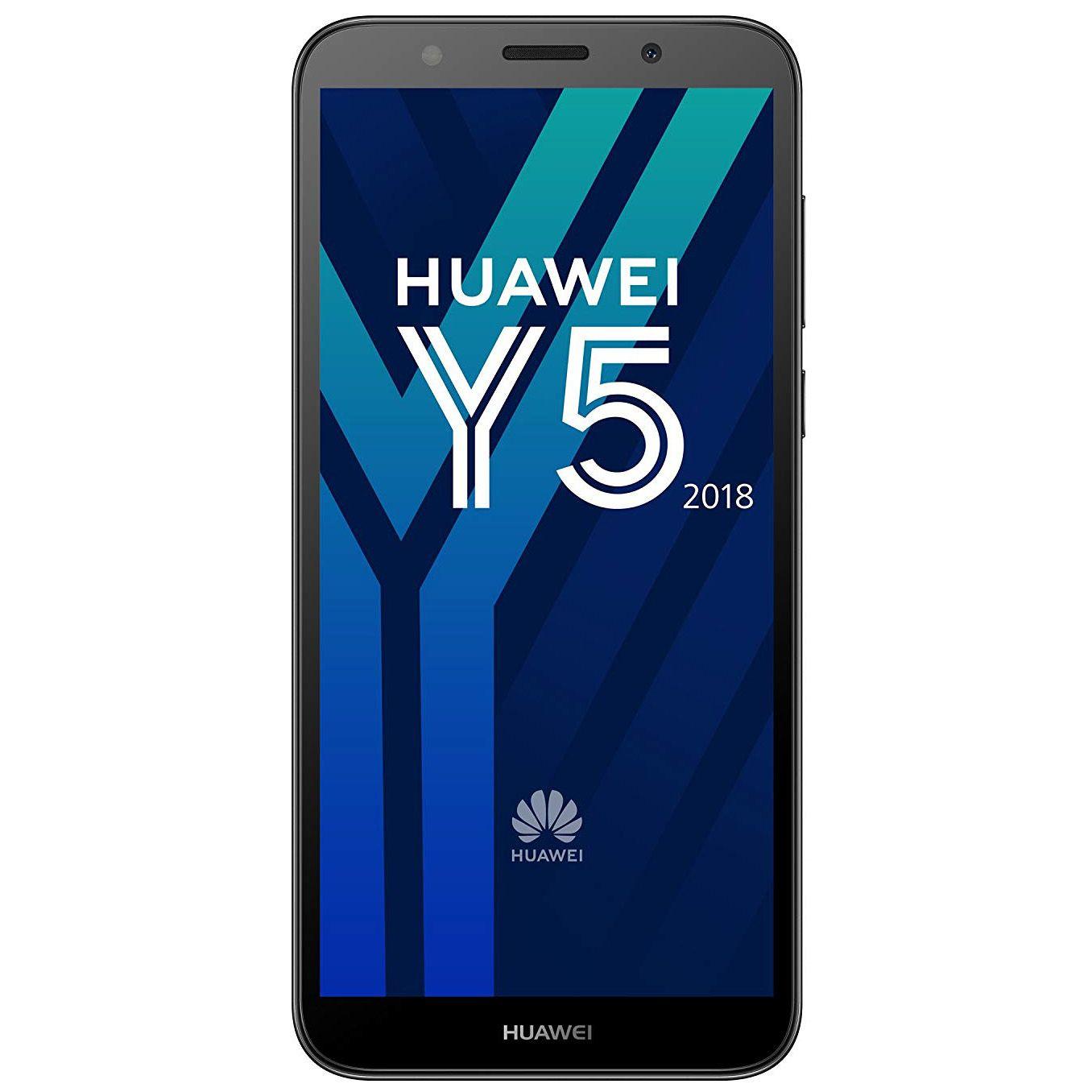 Telefon Mobil Huawei Y5 (2018) 16GB Flash 2GB RAM Dual SIM 4G Black