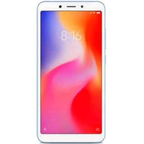Telefon Mobil Xiaomi Redmi 6a 32GB Flash 2GB RAM Dual SIM 4G Blue