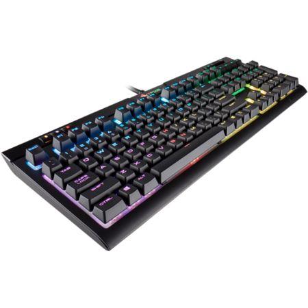 Tastatura Gaming Corsair K70 RGB MK.2 Mechanical - Cherry MX Speed Layout US