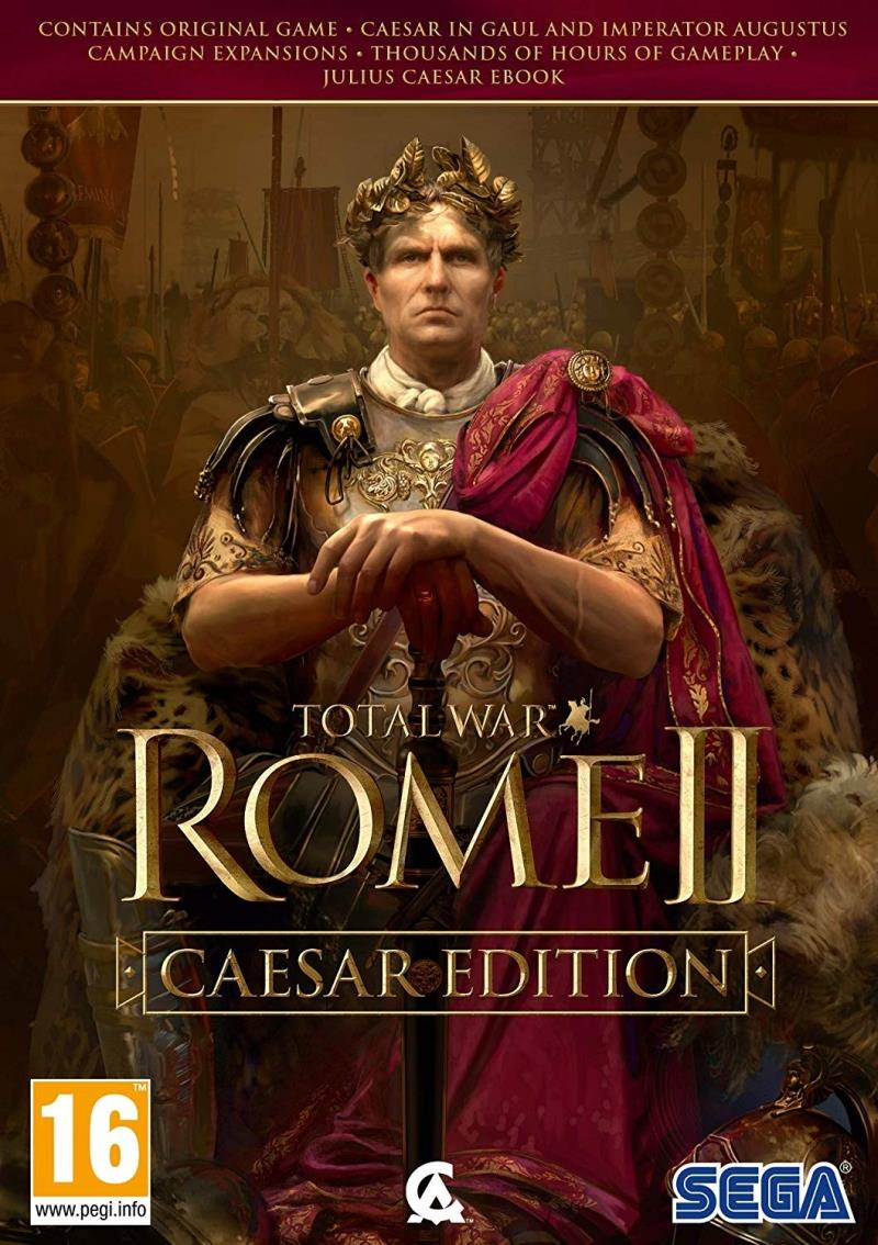 Total War Rome: 2 Caesar Edition - PC