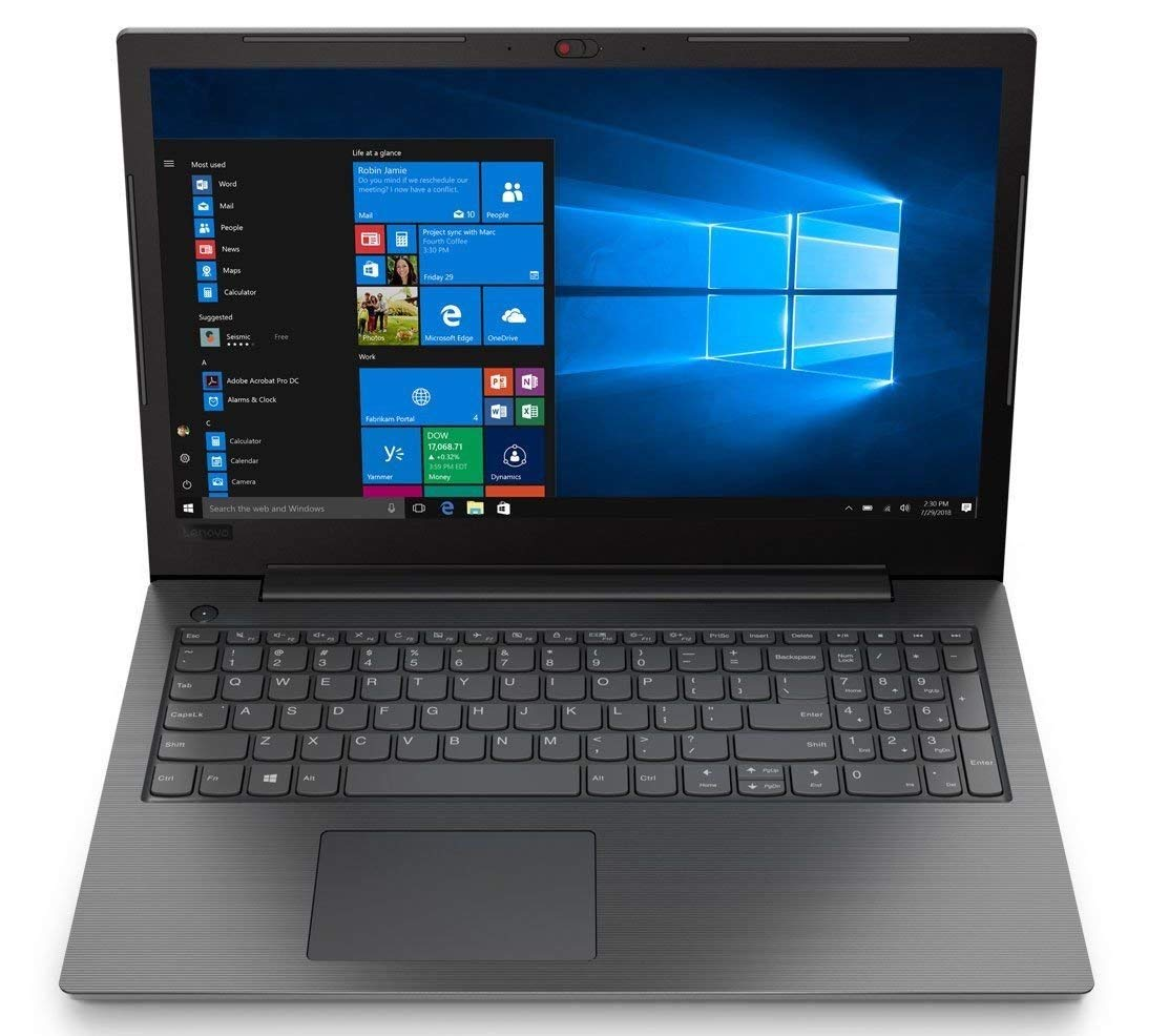 Notebook Lenovo V130 15.6 Full HD Intel Core i3-7020U RAM 4GB SSD 256GB FreeDOS Gri
