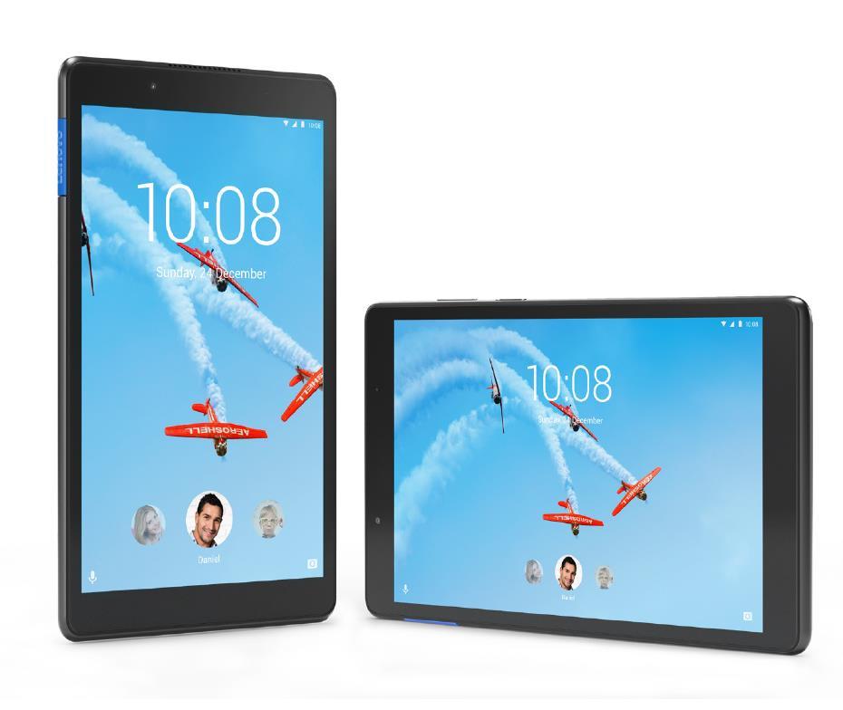 Tableta Lenovo Tab E8 TB-8304F 8 16GB Flash 1GB RAM WiFi Black