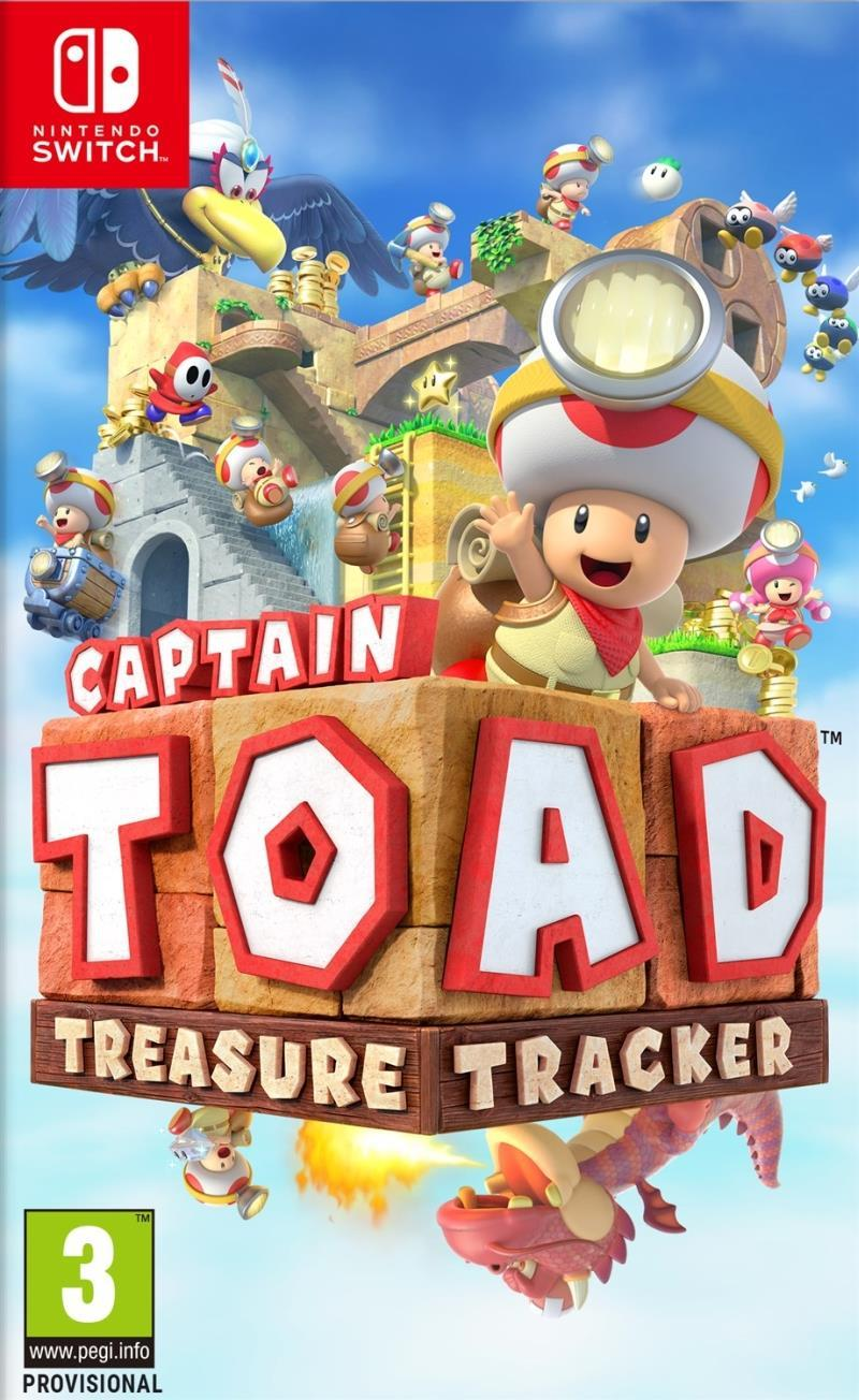 Capitan Toad Treasure Tracker - Nintendo Switch