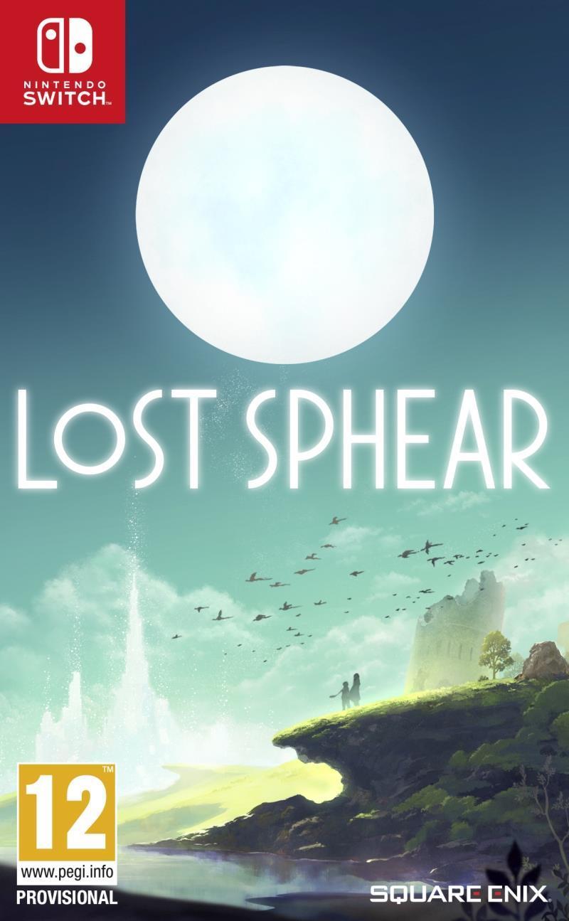 Lost Sphear - Nintendo Switch