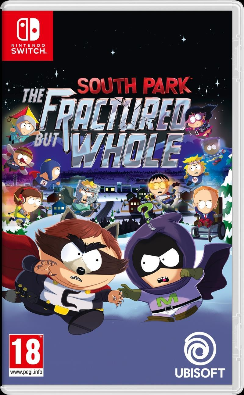South Park The Fractured But Whole - Nintendo Switch