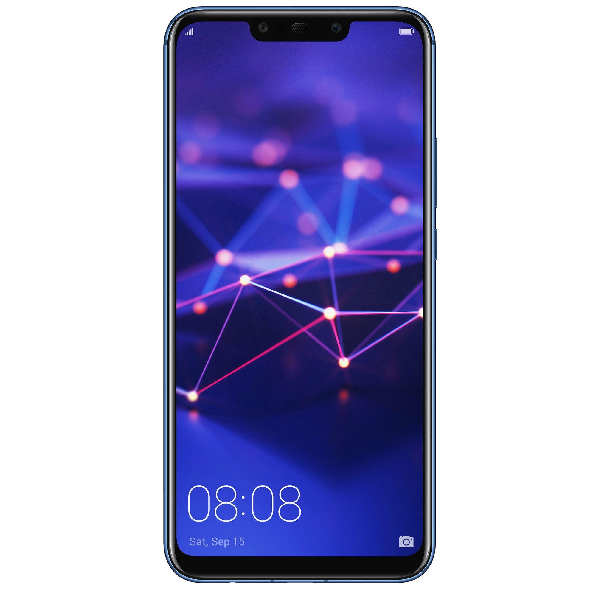Telefon Mobil Huawei Mate 20 Lite 64GB Flash 4GB RAM Dual SIM 4G Blue