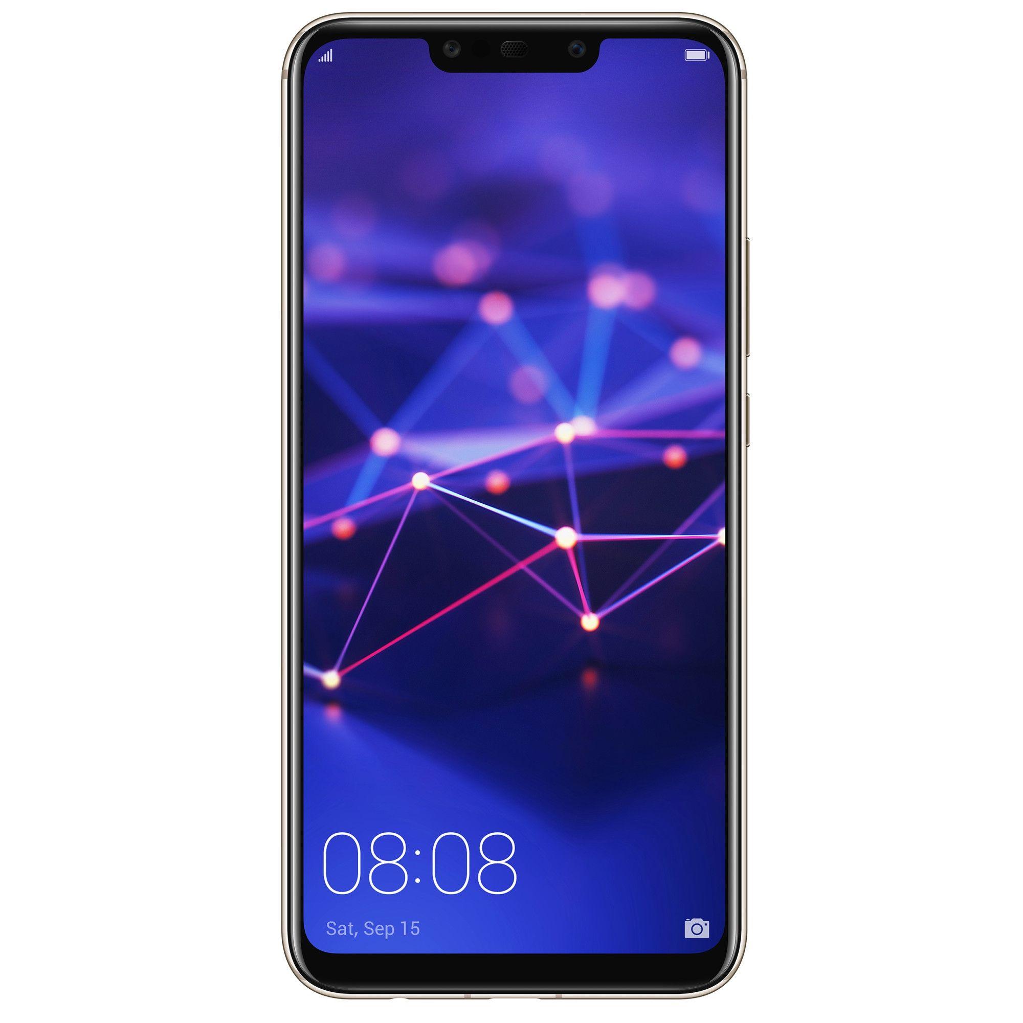 Telefon Mobil Huawei Mate 20 Lite 64GB Flash 4GB RAM Dual SIM 4G Gold