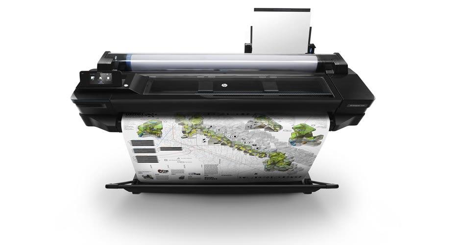 Plotter HP Designjet T520 ePrinter 2018 Edition 36 A0