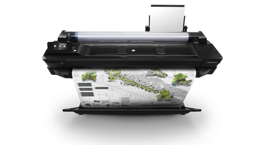 Plotter HP Designjet T520 ePrinter 2018 Edition 24 A1