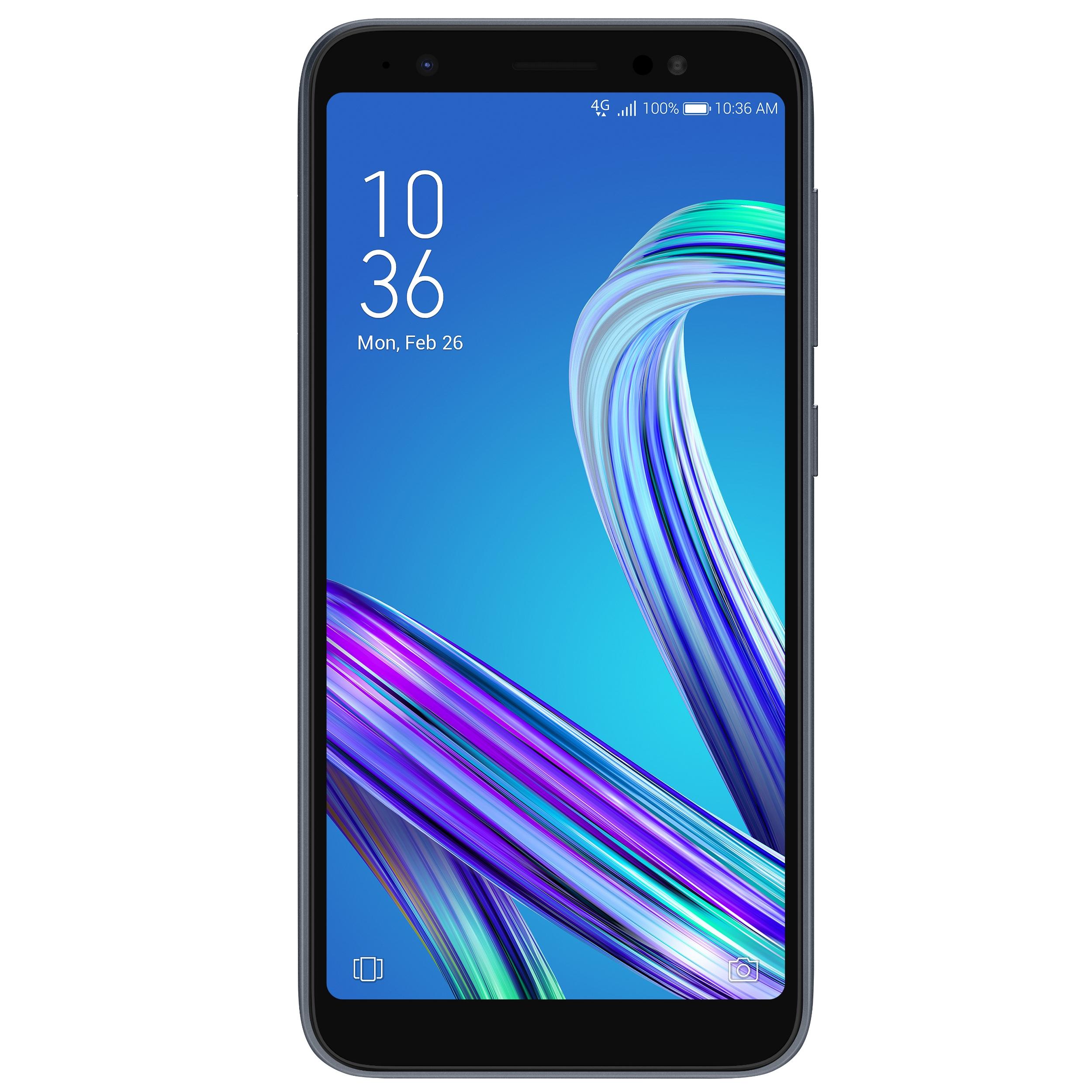 Telefon Mobil Asus ZenFone Live (L1) 16GB Flash 2GB RAM Dual SIM 4G Black