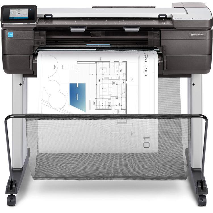 Plotter HP DesignJet T830 36 A0