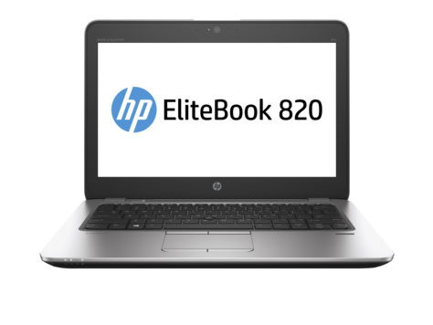 Ultrabook HP EliteBook 820 G3 12.5 Full HD Intel Core i7-6500U RAM 8GB SSD 512GB Windows 10 Pro Argintiu