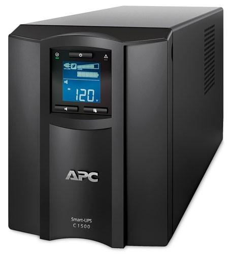 UPS APC Smart-UPS SMC1500IC 1500VA/900W 8xIEC 320 C13