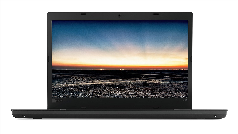 Notebook Lenovo ThinkPad L480 14 Full HD Intel Core i5-8250U RAM 8GB SSD 512GB Windows 10 Pro Negru