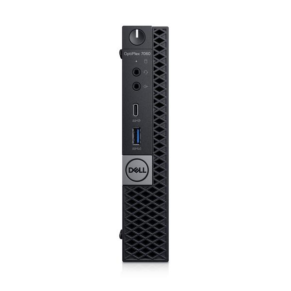 Sistem Brand Dell Optiplex 7060 Micro Intel Core i7-8700T RAM 8GB SSD 256GB Windows 10 Pro