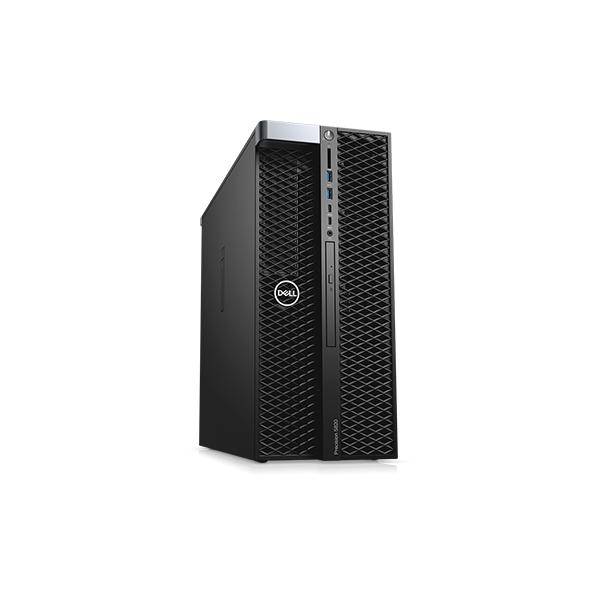 Sistem Brand Dell Precision 5820 MT Intel Xeon W-2133 P4000-8GB RAM 32GB HDD 2TB + SSD 256GB Windows 10 Pro