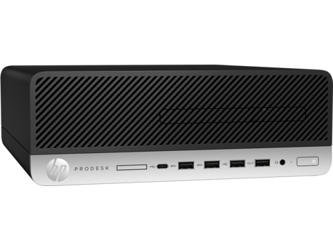 Sistem Brand HP ProDesk 600 G3 SFF Intel Core i3-6100 RAM 4GB HDD 500GB Windows 10 Pro