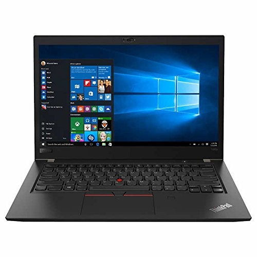 Ultrabook Lenovo ThinkPad T480s 14 WQHD Intel Core i7-8550U RAM 16GB SSD 1TB 4G Windows 10 Pro Negru