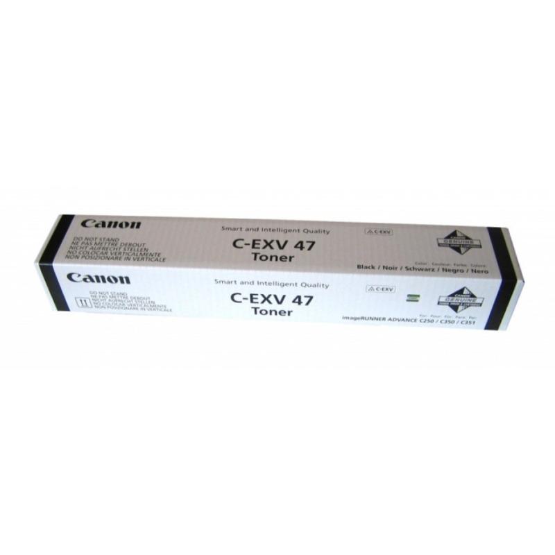 Cartus Toner Canon C-EXV47 19000 pag Black