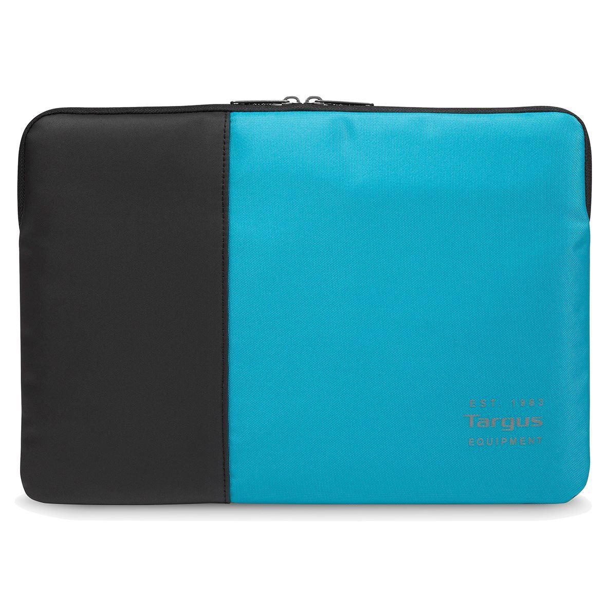 Husa Notebook Targus Pulse Sleeve 13.3 Black/Blue