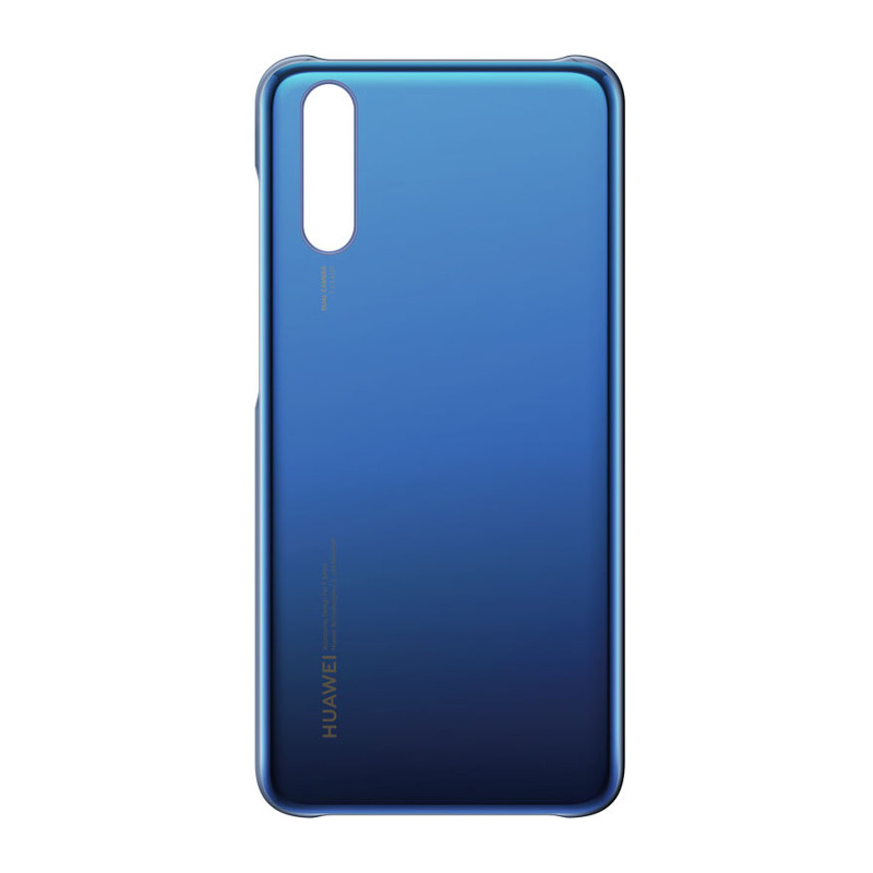 Capac de protectie spate pentru Huawei Huawei P20 Blue