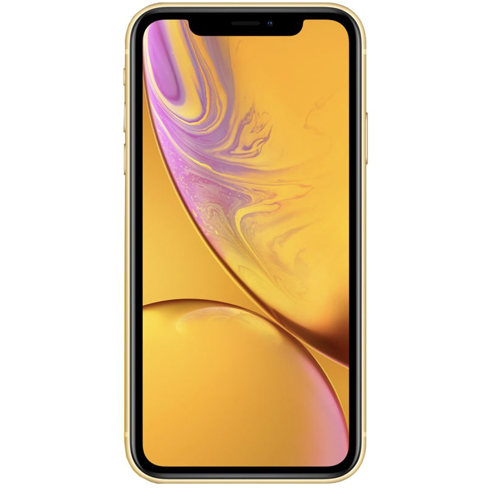 Telefon Mobil Apple iPhone XR 128GB Yellow