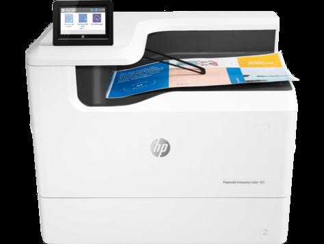 Imprimanta Inkjet HP PageWide Enterprise Color 765dn