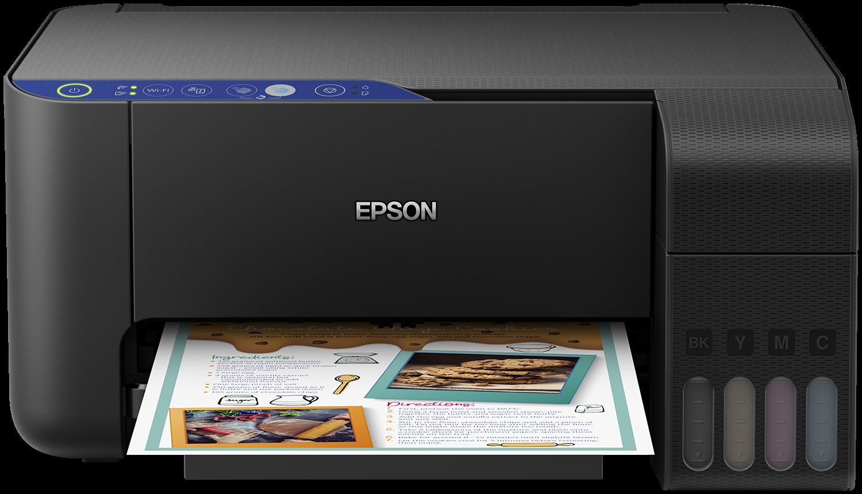 Multifunctional Inkjet Color Epson EcoTank L3151