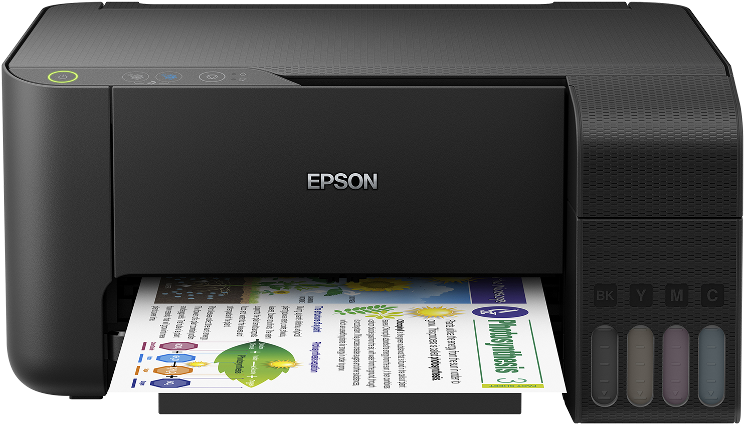 Multifunctional Inkjet Color Epson EcoTank L3110