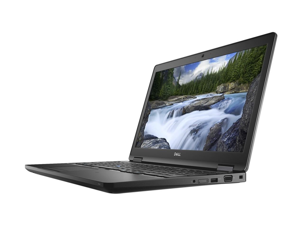 Notebook Dell Latitude 5591 15.6 Full HD Intel Core i7-8850H MX130-2GB RAM 16GB SSD 256GB Windows 10 Pro