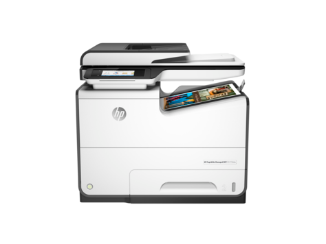 Multifunctional Color HP PageWide Managed P57750dw