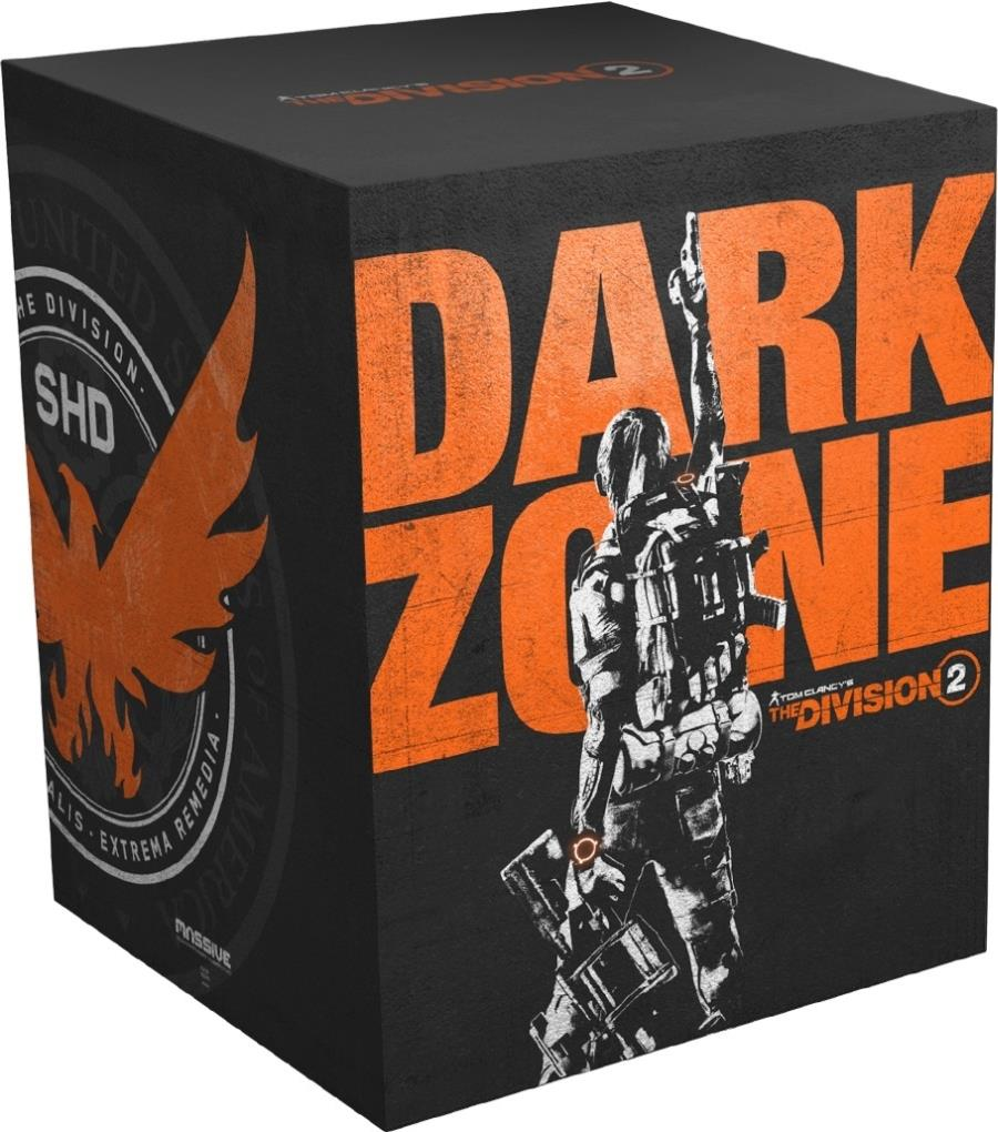 The Division 2 Dark Zone Edition - PS4