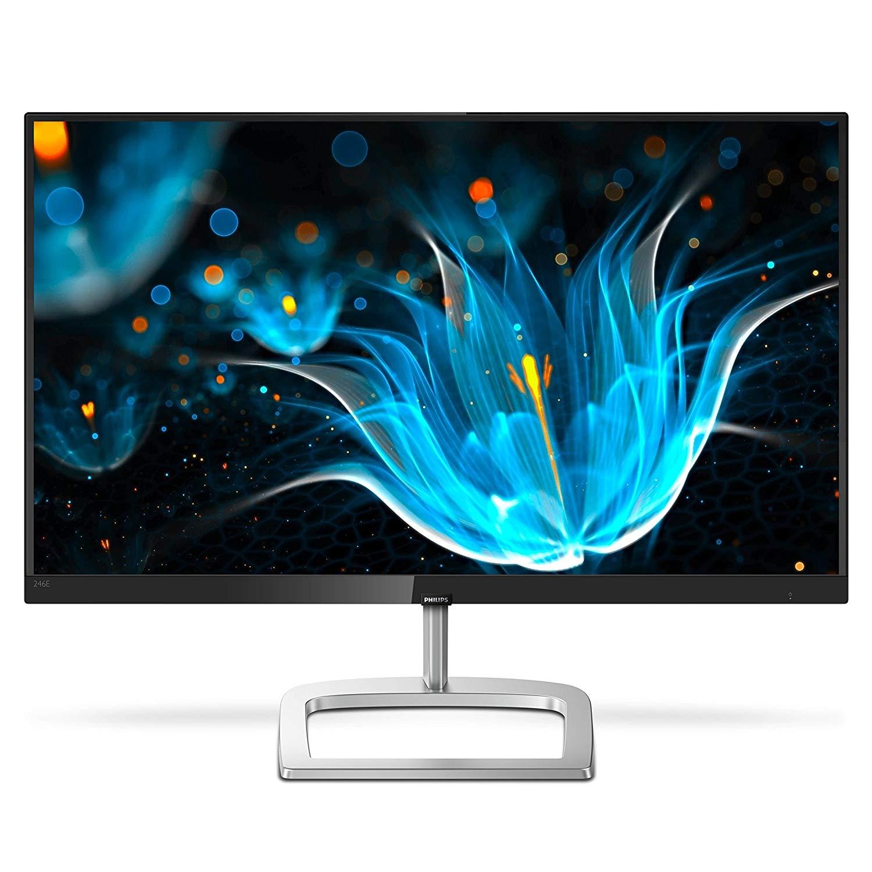 Monitor LED Philips 226E9QDSB 21.5 5ms Full HD Negru/Argintiu