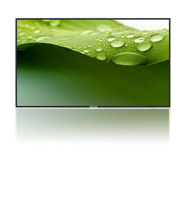 Monitor LED Philips BDL4780VH/00 47 10ms Full HD