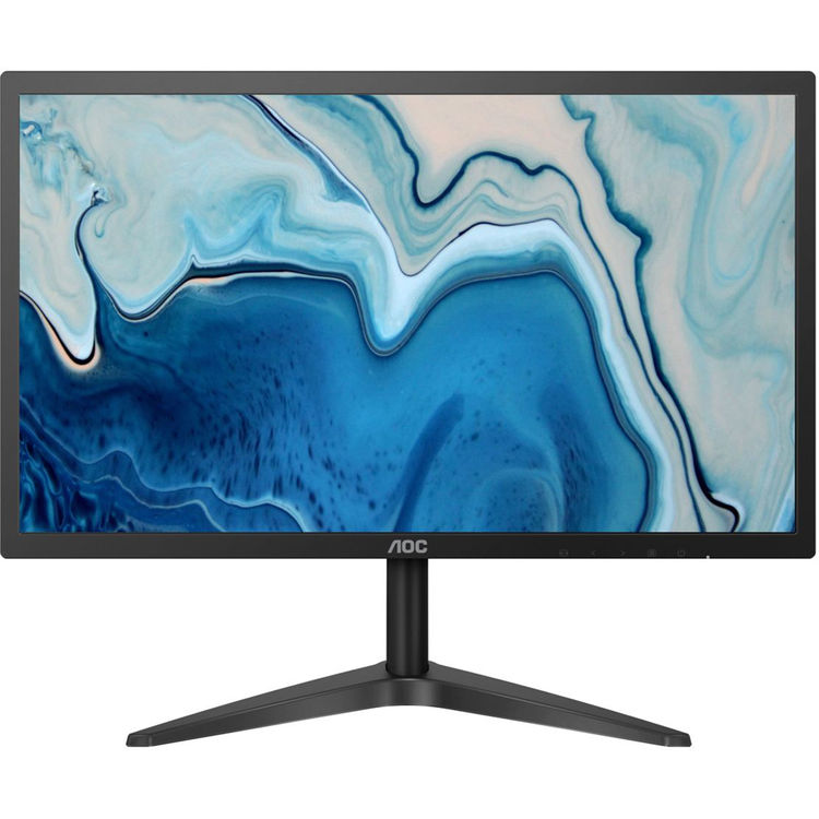 Monitor LED AOC 22B1HS 21.5 5ms Full HD Negru