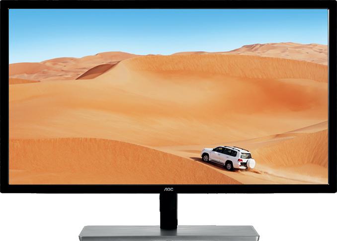 Monitor LED AOC Q3279VWFD8 31.5 5ms QHD Negru