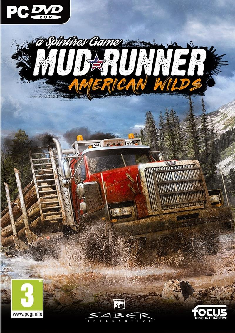 Spintires Mudrunner American Wilds Edition - PC